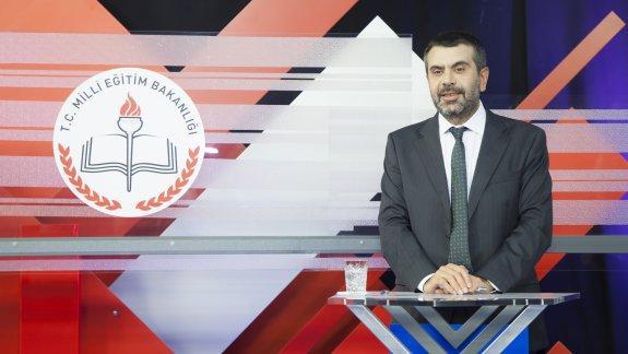 MEB Müsteşarı TEKİN öğretmenlerin sorularını cevapladı