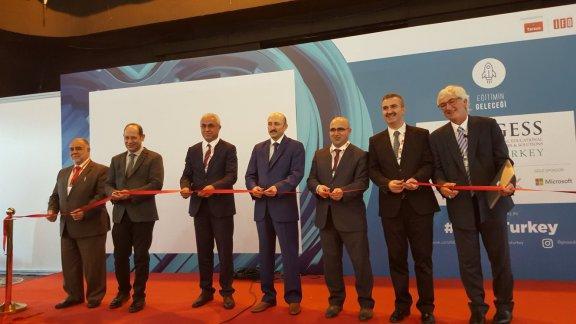 GESS TURKEY Mill� Eğitim Bakanlığının desteğiyle açıldı