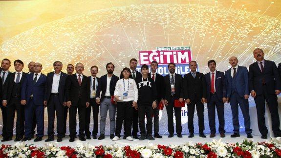 """""""FATİH Projesi Eğitim Teknolojileri Zirvesi 2017"""" Ankara'da başladı"""