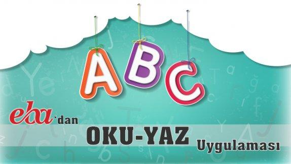MEB YEĞİTEK tarafından üretilen OKU YAZ mobil uygulaması, Google Play Store ve IOS'ta