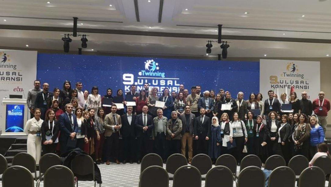 9. eTwinning Ulusal Konferansı büyük bir katılımla gerçekleşti