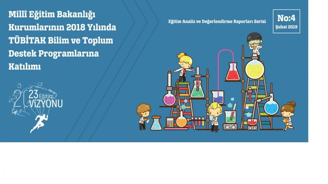 """MEB """"Eğitim Analiz ve Değerlendirme Raporları Serisi""""nin dördüncüsü yayımlandı"""
